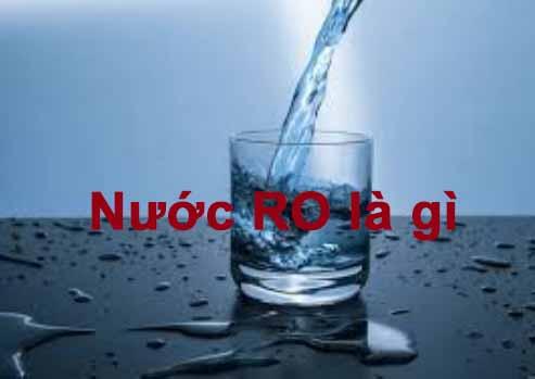 màng lọc nước RO