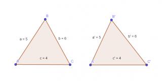 các trường hợp 2 tam giác đồng dạng