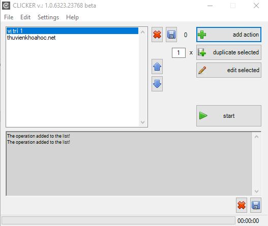 phần mềm clicker
