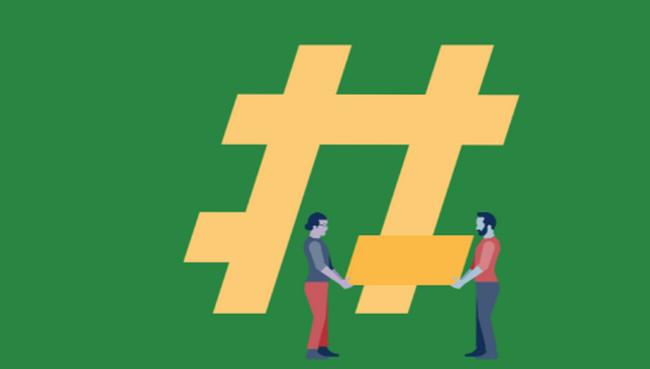 Top hashtag sử dụng nhiều nhất 2019